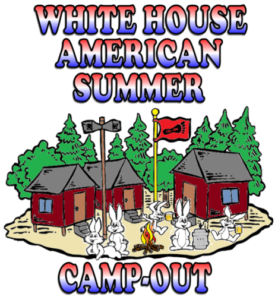 White House H3 American Summer Camp-out