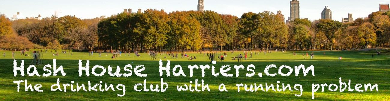 About the Hash House Harriers